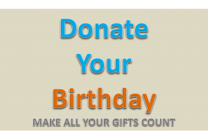 Donate a Birthday Program